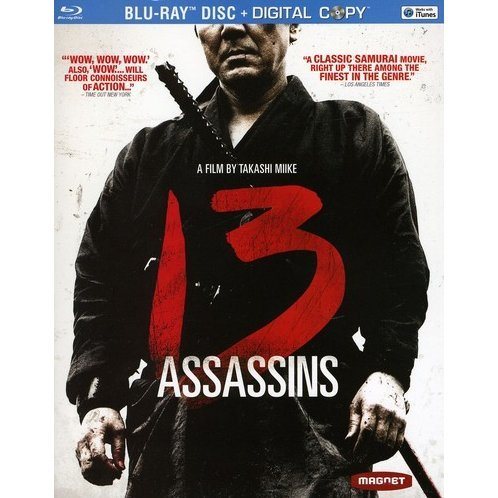 13 Assassins [Blu-ray+Digital Copy]