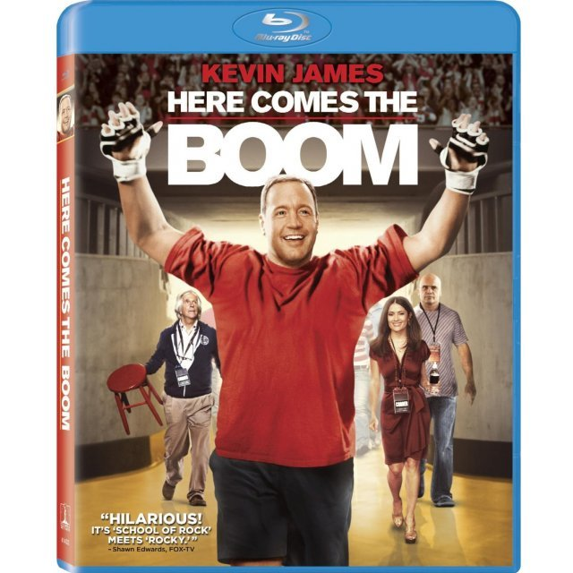 Here Comes The Boom [Blu-ray+UltraViolet]