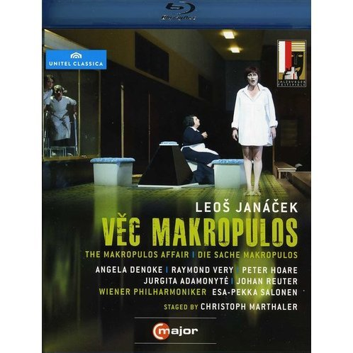 Janáček: The Makropoulos Affair