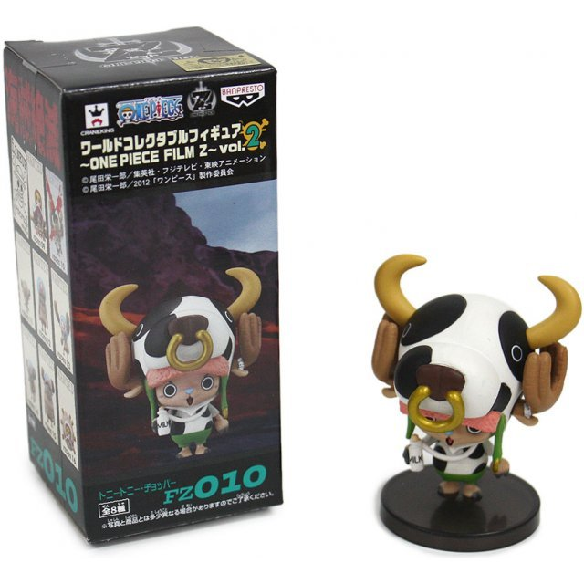 One Piece World Collectible Film Z Vol.2: FZCF02 10