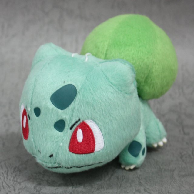 Pokemon Monster Plush: Bulbasaur