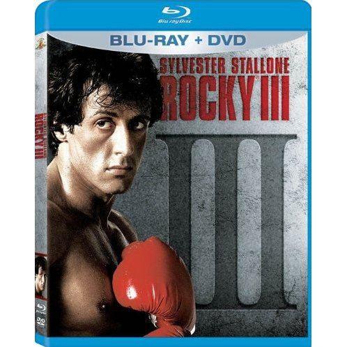 Rocky III [Blu-ray + DVD Combo Pack]