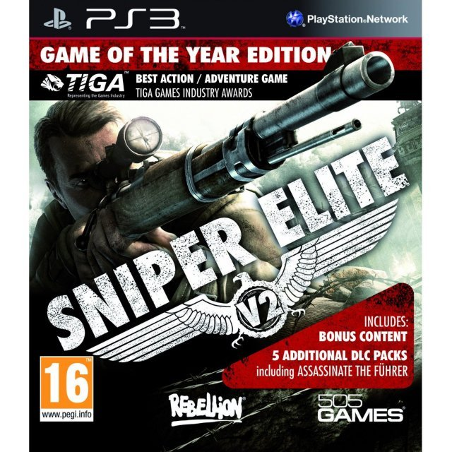 Sniper Elite V2 (Game of the Year Edition)
