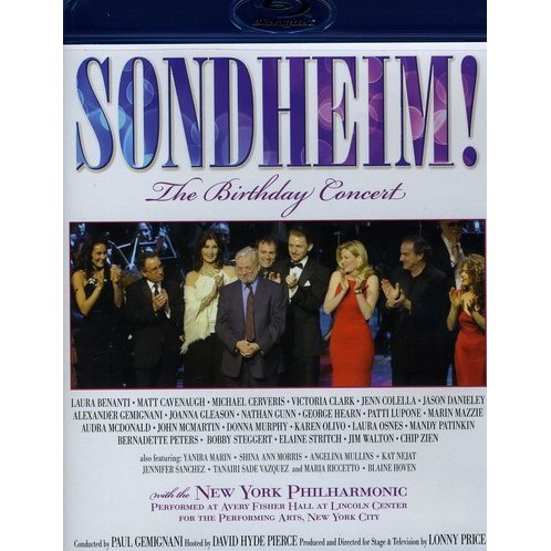 Sondheim! The Birthday Concert