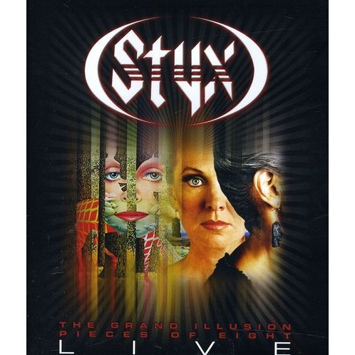 Styx: The Grand Illusion / Pieces of Eight Live
