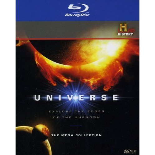The Universe: The Mega Collection [16-Disc Set]