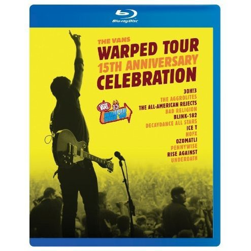 The Vans Warped Tour 15th Anniversary Celebration