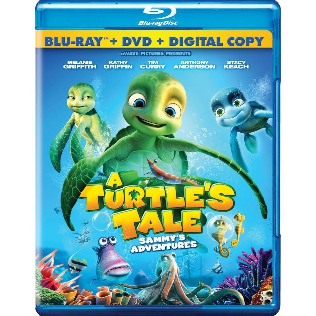 A Turtle's Tale: Sammy's Adventures [Blu-ray+DVD+Digital Copy]