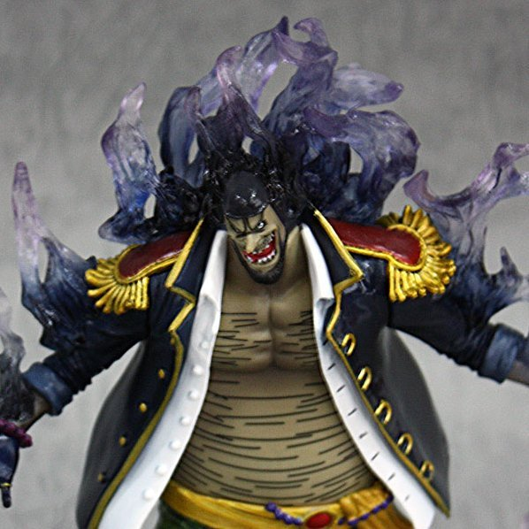 One Piece DXF The Rival VS1: Blackbeard Pirates: Marshald.D.Teach