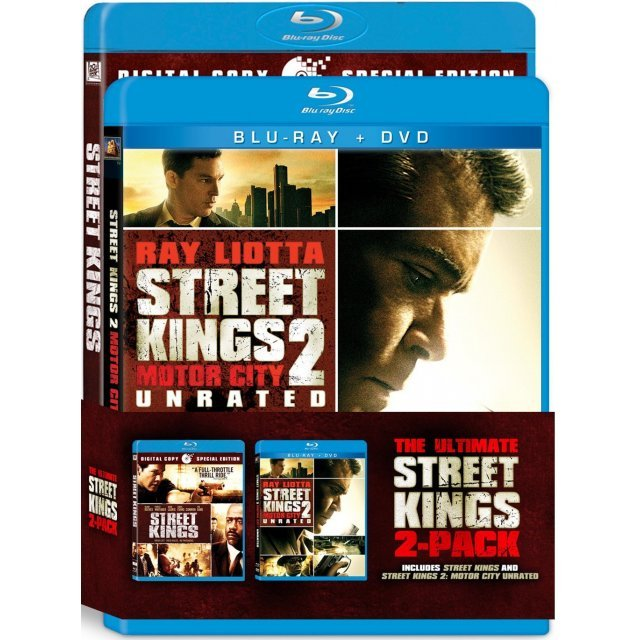 Street Kings / Street Kings 2: Motor City