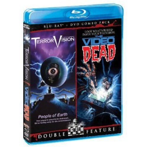 TerrorVision / The Video Dead [Blu-ray+DVD Combo Pack]