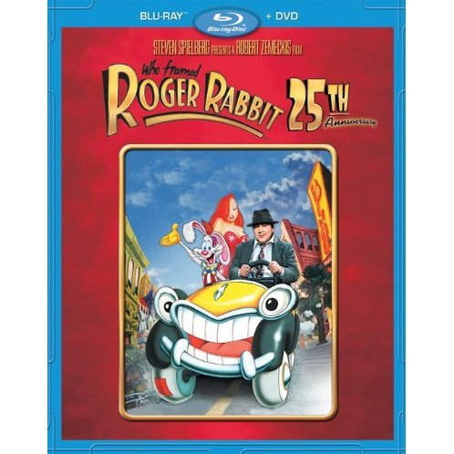 Who Framed Roger Rabbit [25th Anniversary Edition Blu-ray+DVD]