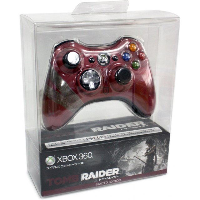 Xbox 360 Wireless Controller SE [Tomb Raider Limited Edition]