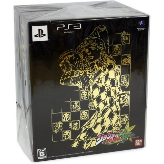 Jojo no Kimyou na Bouken All-Star Battle [Limited Edition]