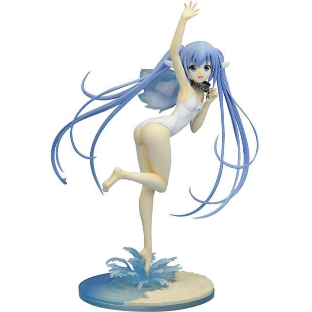 Sora No Otoshimono Forte 1/6 Scale Extra Pre-Painted PVC Figure: Nymph Swim Wear Ver.