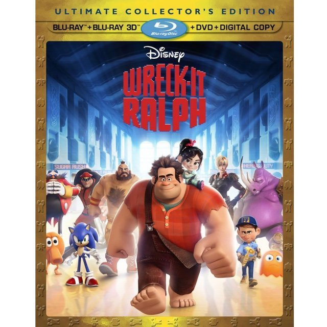 Wreck It Ralph 3D [Ultimate Collector's Edition]