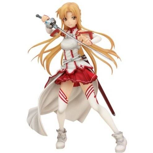 Sword Art Online 1/8 Scale Pre-Painted PVC Figure: Asuna Griffon Enterprises Ver.