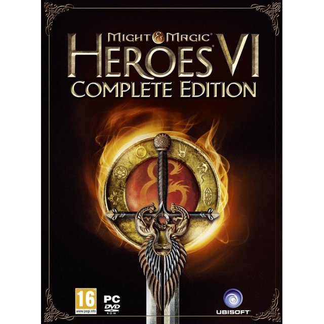Might & Magic Heroes VI (Complete Edition) (DVD-ROM)
