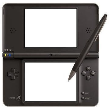 Nintendo DSi XL (Dark Brown)