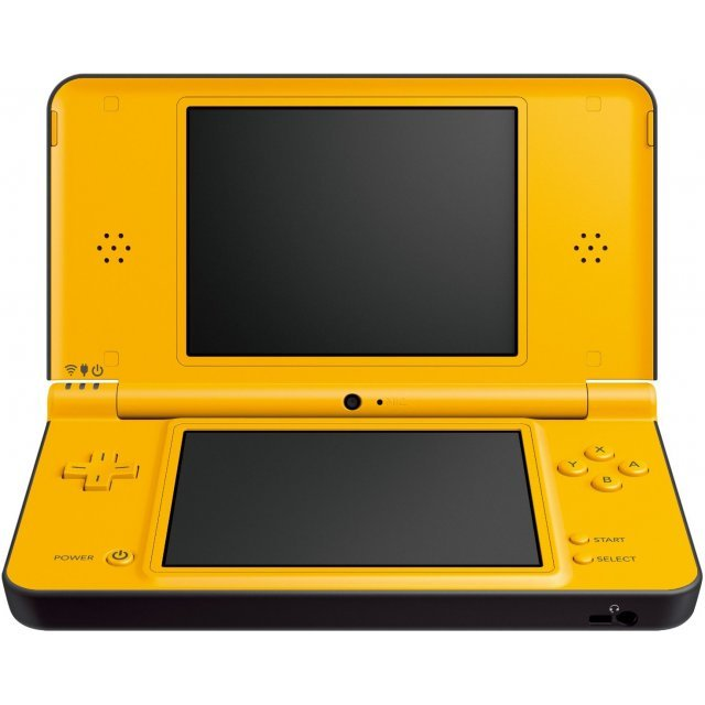 Nintendo DSi XL (Yellow)
