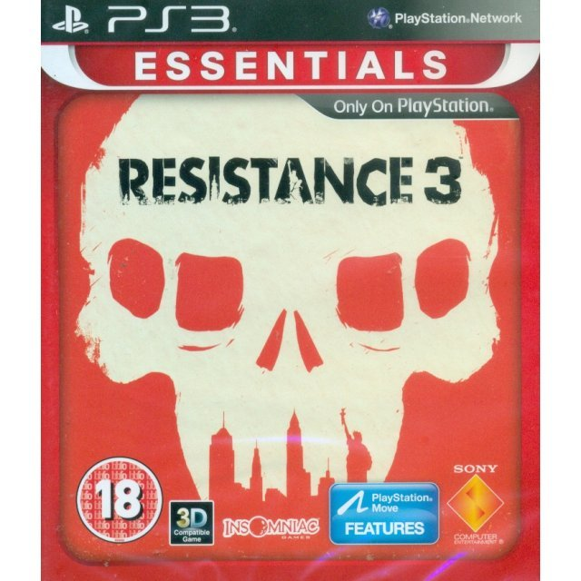 Resistance 3 (Essentials)