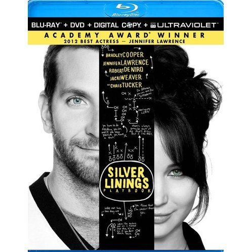 Silver Linings Playbook [Blu-ray+DVD+UV Digital Copy]