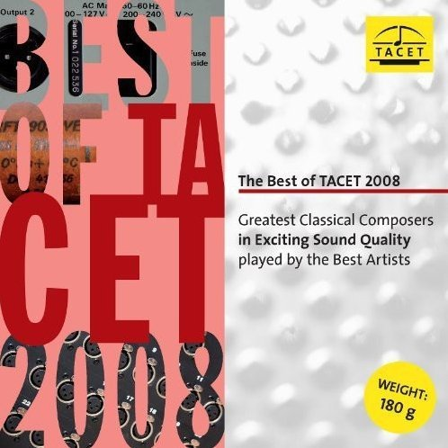 The Best of TACET 2008