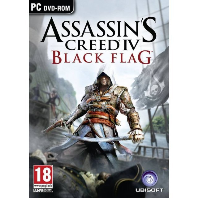 Assassin's Creed IV: Black Flag (DVD-ROM)
