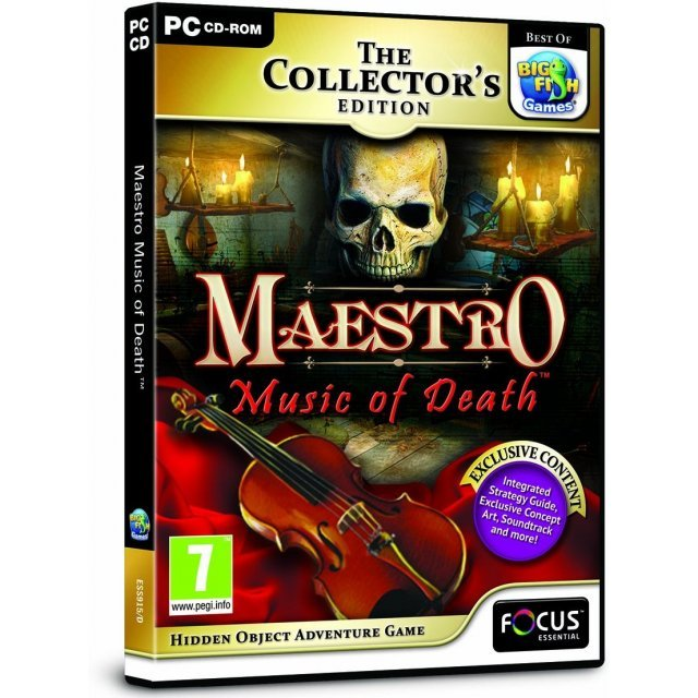 Maestro: Music of Death (Collector's Edition) (DVD-ROM)