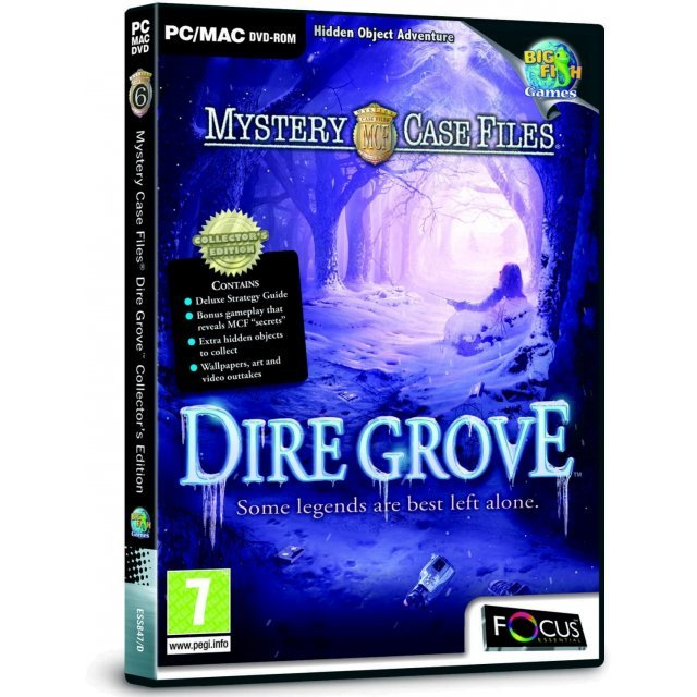 Mystery Case Files: Dire Grove (Collector's Edition) (DVD-ROM) (DVD-ROM)