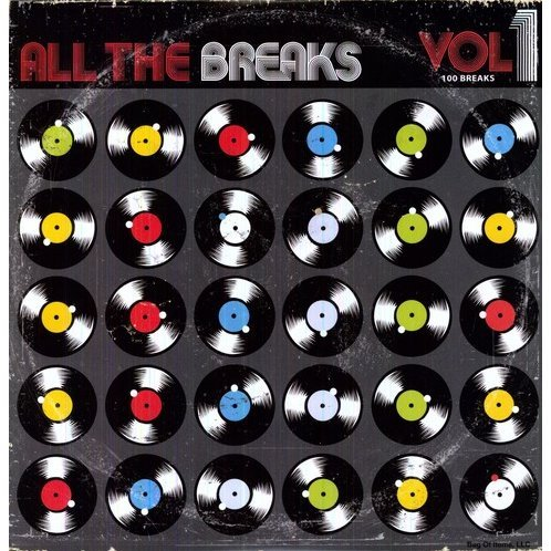 Vol. 1-All the Breaks