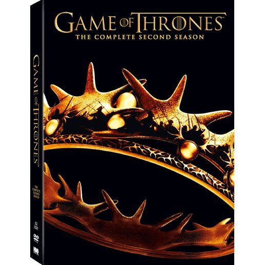 Game of Thrones Season 2 [5-Discs]
