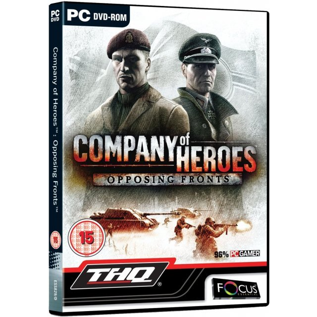 Company of Heroes: Opposing Fronts (DVD-ROM)