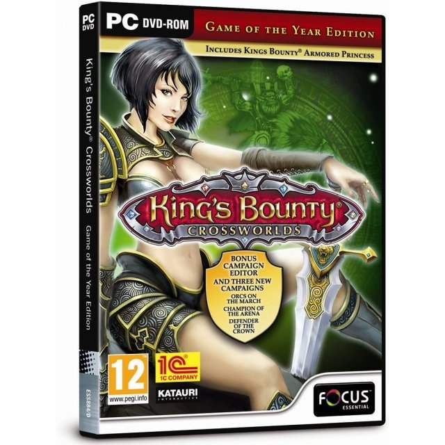 King's Bounty: Crossworlds (Game of the Year Edition) (DVD-ROM)