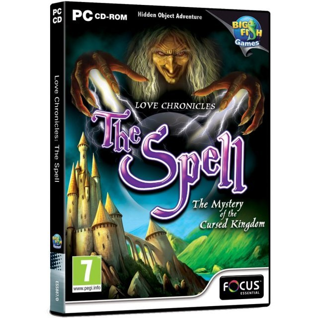 Love Chronicles: The Spell - The Mystery of the Cursed Kingdom