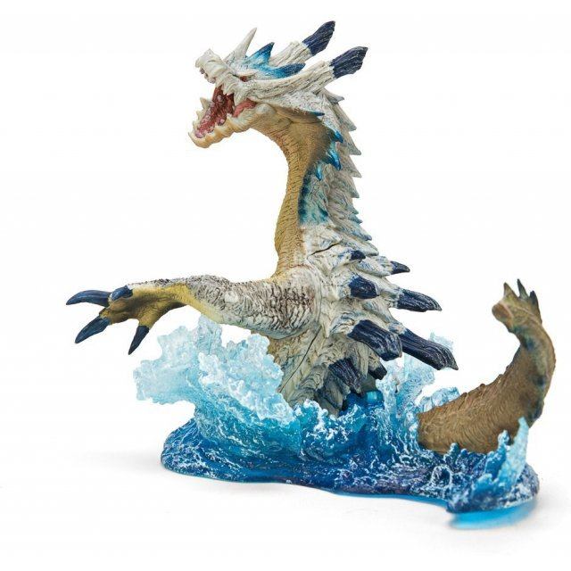 Monster Hunter DXF Statue Model Monsters 4: Lagiacrus