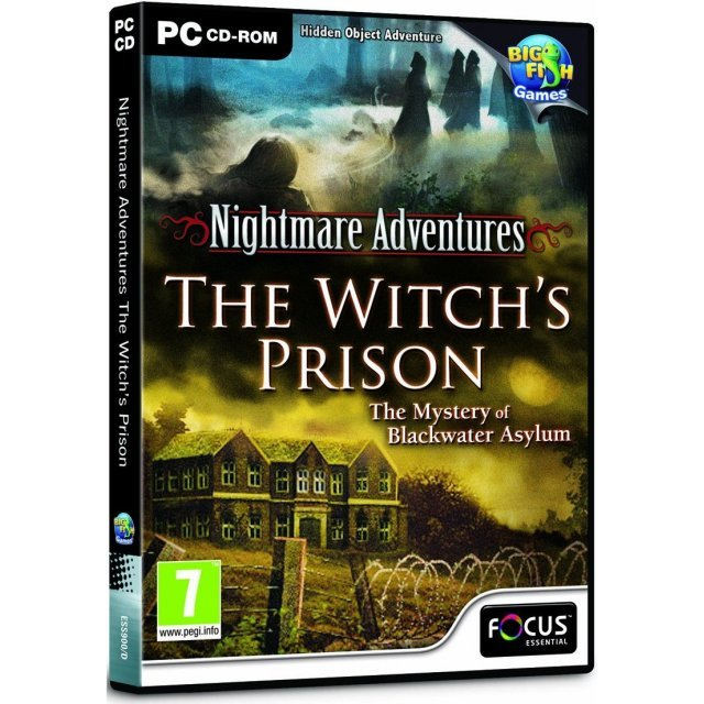 Nightmare Adventures: The Witch's Prison (DVD-ROM)