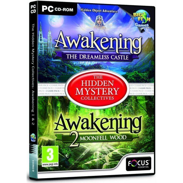 The Hidden Mystery Collectives: Awakening 1 & 2 (DVD-ROM)