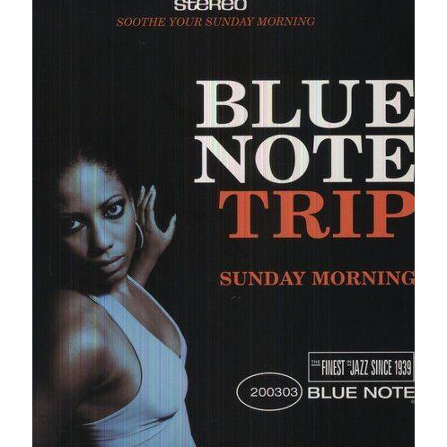 Blue Note Trip: Sunday Morning Vol 2 : DIV 3737