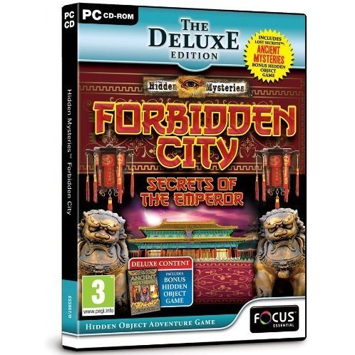 Hidden Mysteries: Forbidden City (Deluxe Edition) (DVD-ROM)