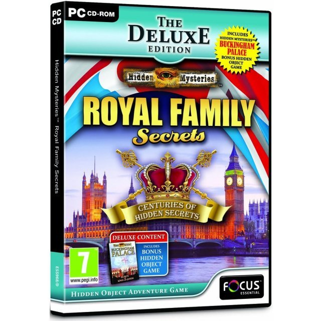 Hidden Mysteries: Royal Family Secrets (Deluxe Edition) (DVD-ROM)