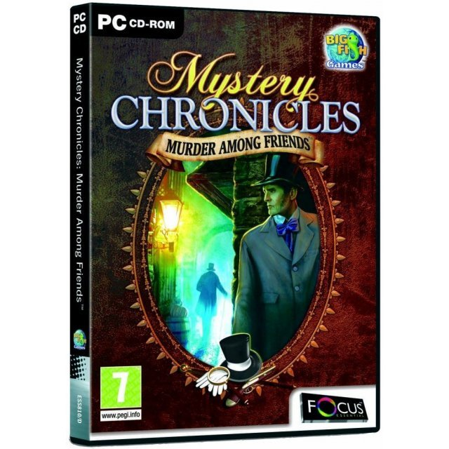 Mystery Chronicles: Murder Among Friends (DVD-ROM)