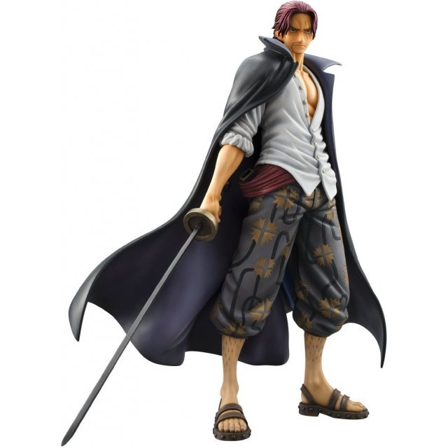 Excellent Model Portrait Of Pirates One Piece NEO-DX 1/8 Scale Pre-Painted Figure: Red-Haired Shanks (Re-run)