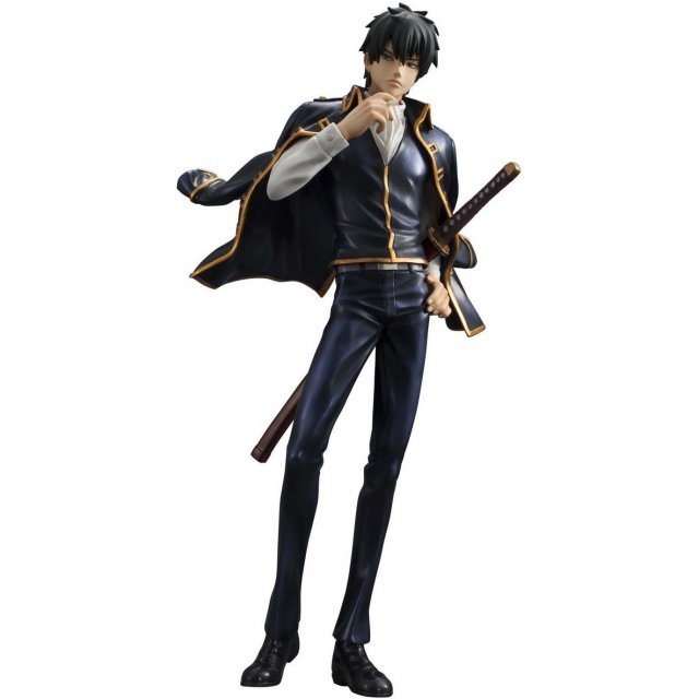 G.E.M. Series Gintama 1/8 Scale Pre-Painted Figure: Hijikata Toushirou Ver. Kai (Re-run)