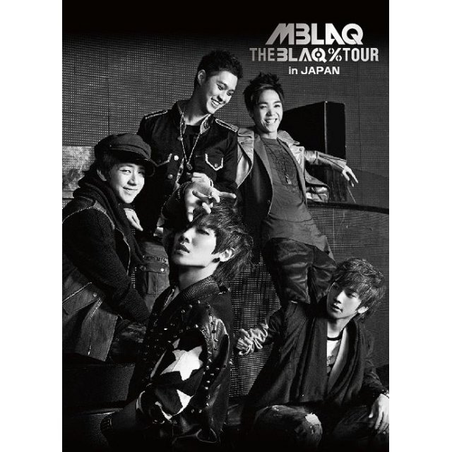 2012 The Blaq% Tour In Japan