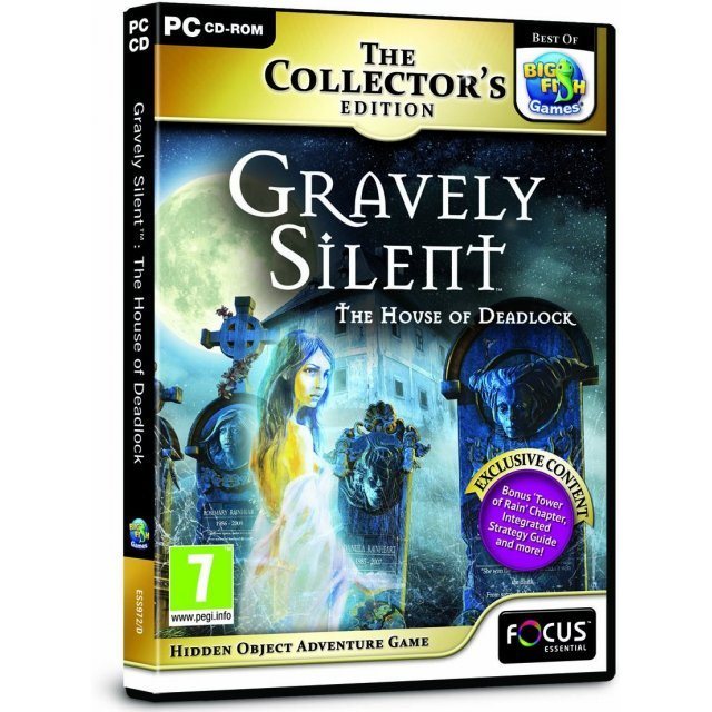 Gravely Silent: House of Deadlock (Collector's Edition) (DVD-ROM)