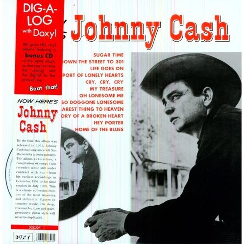 Now Here's Johnny Cash