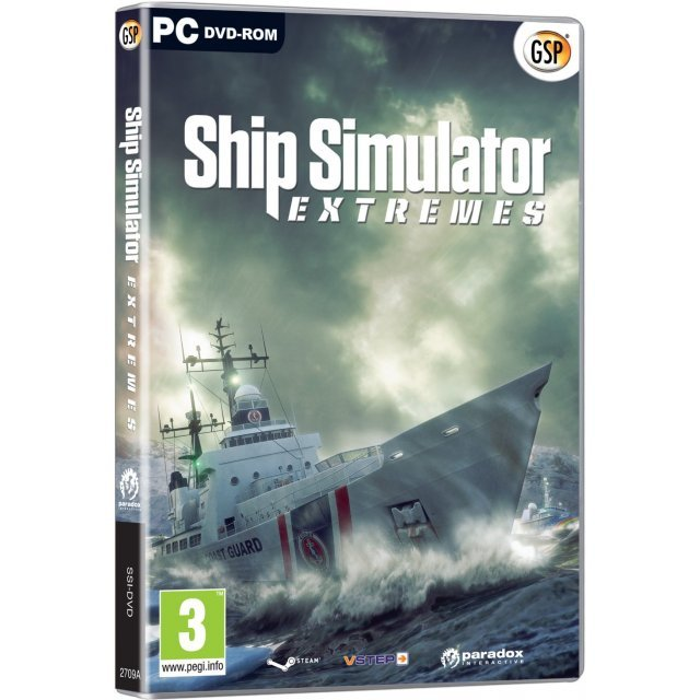 Ship Simulator Extremes (DVD-ROM)