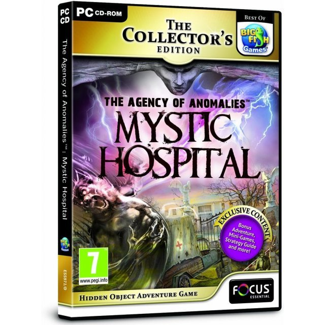 The Agency of Anomalies: Mystic Hospital (Collector's Edition) (DVD-ROM)
