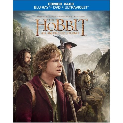 The Hobbit: An Unexpected Journey [Blu-ray+DVD+UV Digital Copy]